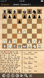 Chessbase screenshot